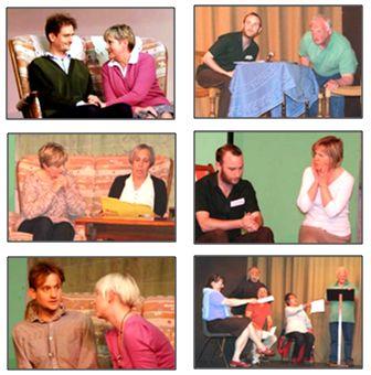 HLT Spring Production Rehearsal Photos
